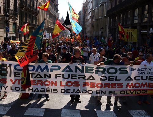 Jusapol denúncia a Jardí, Torra i Buch per incitar a l'odi durant la manifestació del 29-S