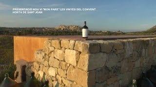 Presentació Nou Vi ''MON PARE'' a Les Vinyes del Convent'' a Horta de Sant Joan