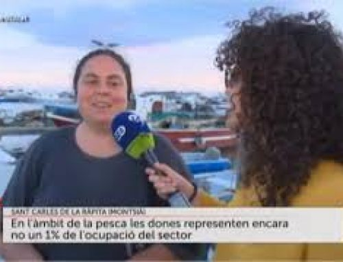 Dia Internacional de la Dona Rural al port de la Ràpita