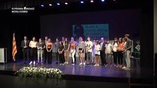 III Edició Premis Javier Bardagí a l'excel·lència acadèmica a Móra d'Ebre