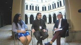 Entrevista a diversos ponents ponents del congrés de Catàlisi 2018 celebrat a Tarragona