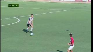 CD Tortosa vs CF Amposta (2-2)