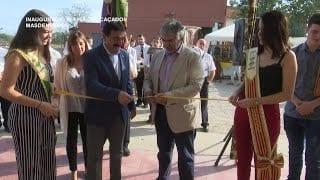 Inauguració de la XI Fira del Caçador a Masdenverge