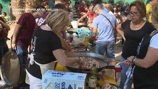 Festes Sant Francesc 2018: XIV Concurs Popular de Paelles a Jesús