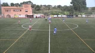 El Valls goleja el Móra la Nova (4-0)