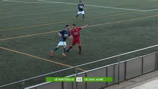 Un gol de Tornel val el triomf de la Rapitenca