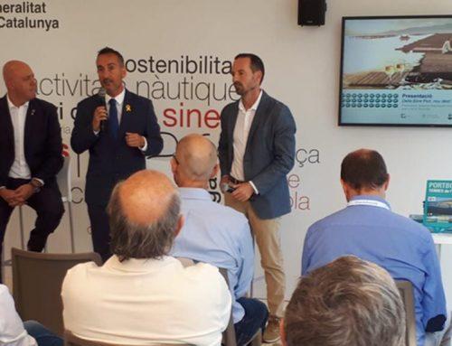 Delta Ebre Port promou l'activitat de xàrters al Saló Nàutic de Barcelona