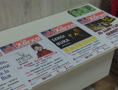 Nova programació de teatre infantil i familiar de la Xarxa a Amposta