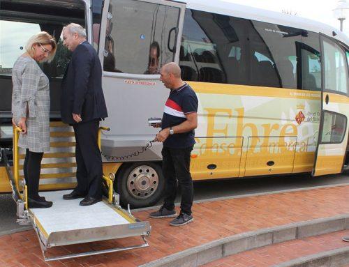 Repsol aporta 20.000 euros per garantir el Servei de Transport Adaptat al Baix Ebre