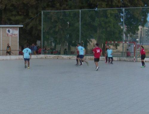 Caixabank organitza un partit de futbol solidari i inclusiu