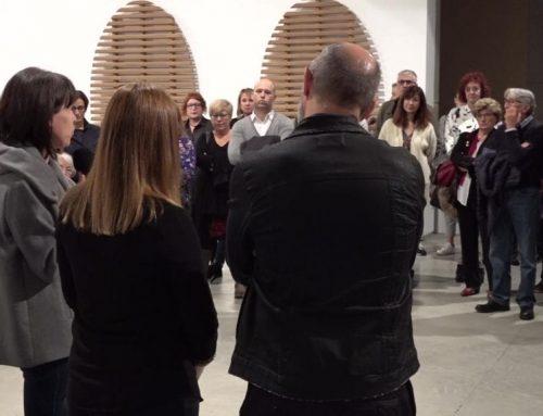 """Inaugurada l'exposició """"Treballs sense compensació"""" de Carles Guerra"""