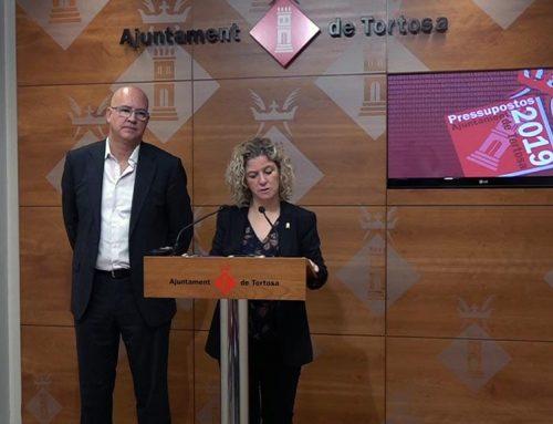 Les instal·lacions esportives i el nucli antic centren les inversions de 2019 de Tortosa