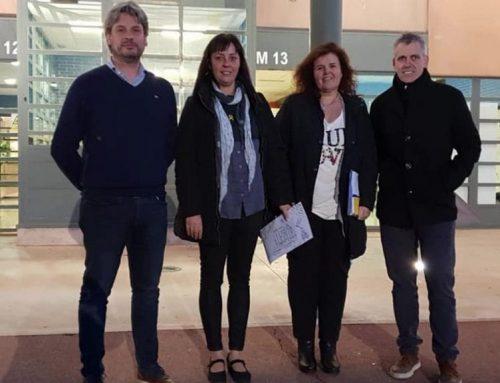 """Adam Tomàs visita Junqueras i Romeva a la presó: """"Anava a animar-los i vaig sortir jo més animat"""""""