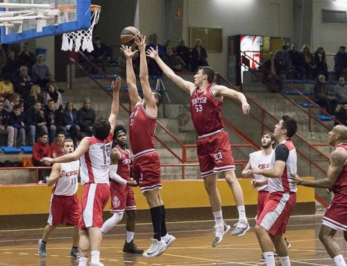 Torna la crisi al bàsquet ebrenc