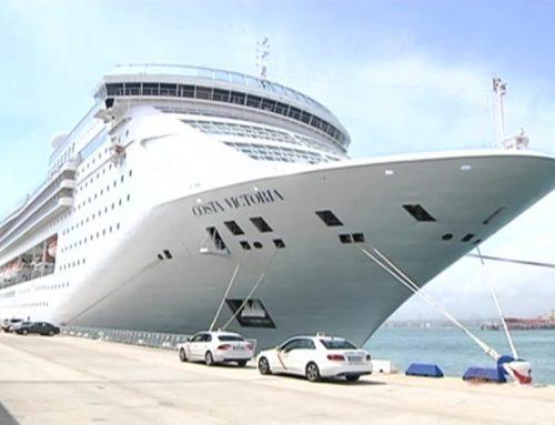El port de Tarragona tanca la temporada de creuers amb prop de 100.000 passatgers