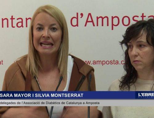 Nova delegació de l'Associació de Diabètics de Catalunya a Amposta