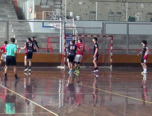 Resum de la jornada dels equips ebrencs d'handbol