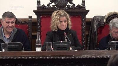 Ple Tortosa. Dilluns 5 de novembre