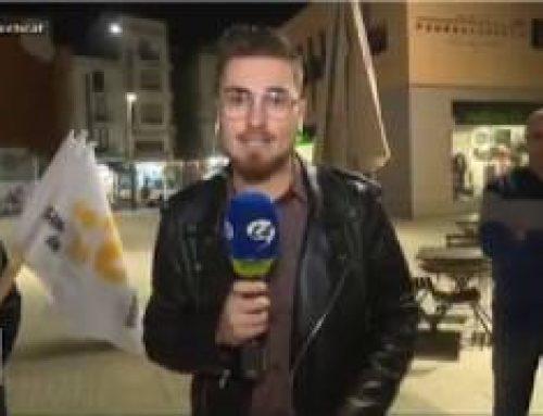 Ensenyament a l'Ebre surt al carrer per reclamar diverses millores al sector
