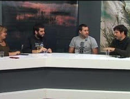 Generació 'Lo Riu És Vida'. Lluita de Yesa i judicis a Josep Sabaté i Andreu Curto