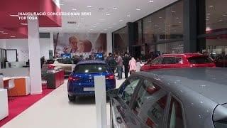 Inauguració Concessionari SEAT a Tortosa