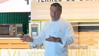 Inauguració I Edició Gastroebre i ponència Joan Roca.
