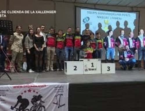 Cloenda Xallenger BTT 2018 a Amposta