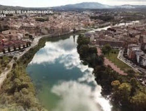 Servei drone de la Policia Local de Tortosa