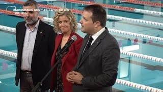 Inauguració complex esportiu WIN Tortosa