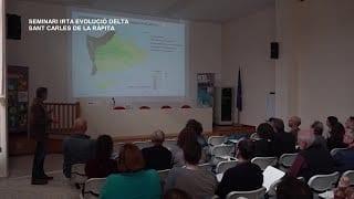 Seminari sobre l'evolució del Delta a l'IRTA