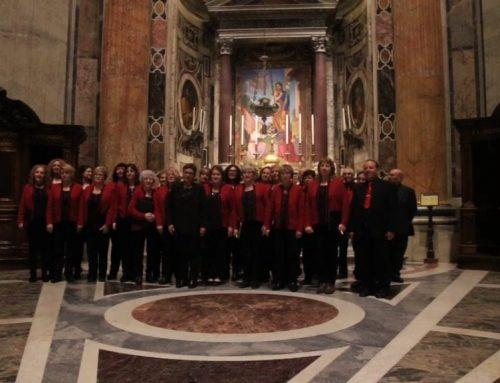 L'Orfeó Gandesà actua al Vaticà