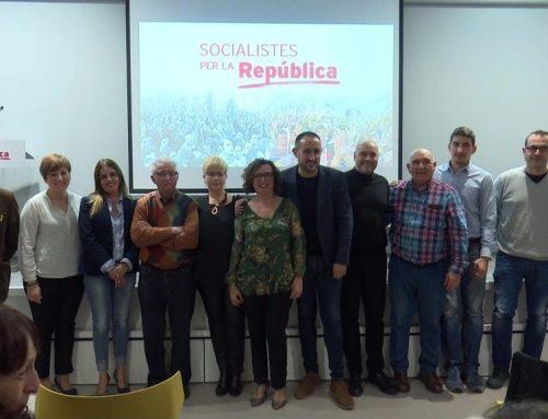 Socialistes per la República, a escena a les Terres de l'Ebre
