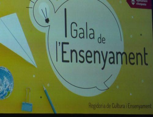 L'Ajuntament d'Amposta reconeix la tasca educativa de 10 professors i mestres jubilats el curs passat