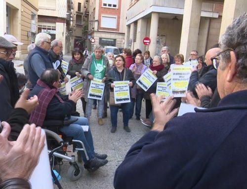Pensions Dignes tornarà a sortir al carrer per reivindicar els drets socials