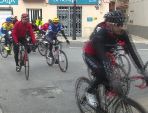 Quinzena Trobada Cicloturista a Jesús a favor de La Marató