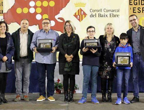 Doma'm del CP l'Aldea guanyador absolut dels Premis Esportius Baix Ebre