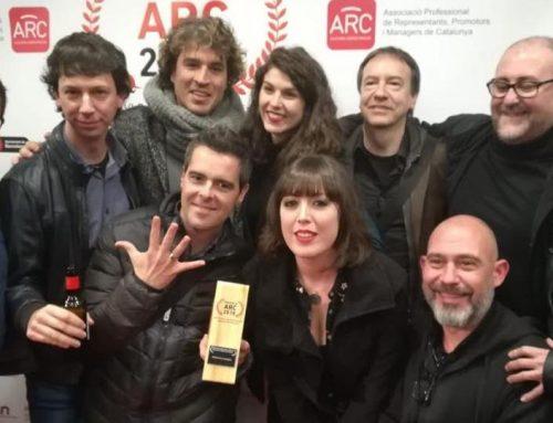 L'orquestra Cimarrón torna a guanyar els premis ARC a la millor gira