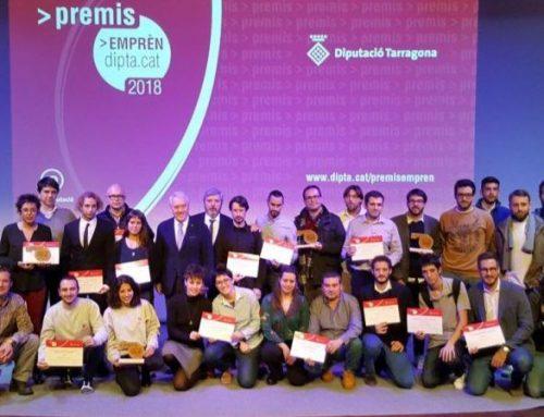 Els premis Emprén premien a diferents projectes ebrencs