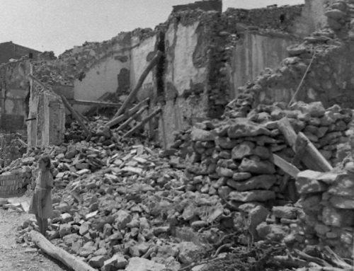 El Perelló reviu la memòria dels bombardejos feixistes que van arrasar el poble fa 80 anys