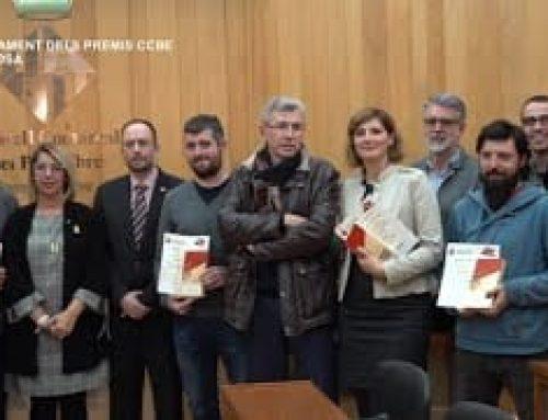 Lliurament dels premis Consell Comarcal Baix Ebre
