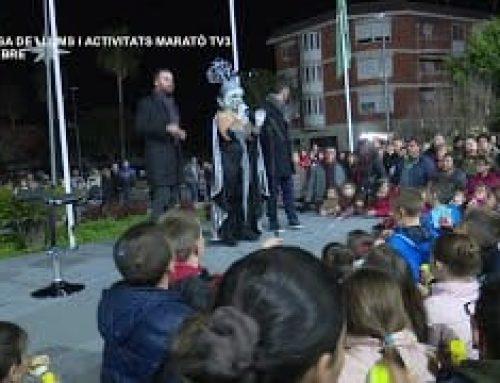 Encesa de llums i espectacle d'obertura Nadal a Deltebre