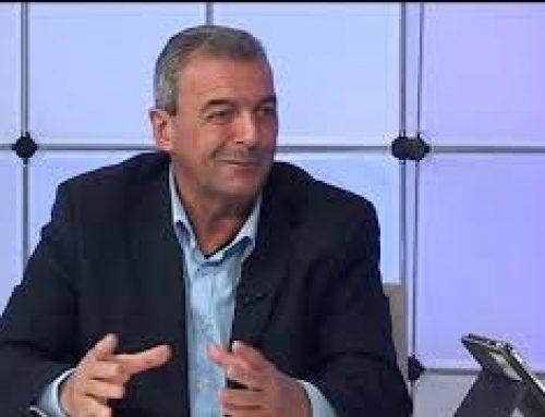 Entrevista a Pere Vidal, polític