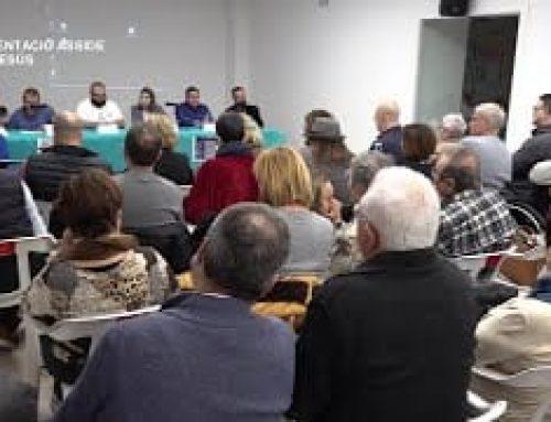 Presentació ASSIDE a Jesús