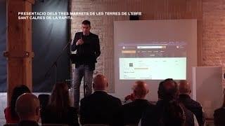 Presentació dels tres Markets Place de les Terres de l'Ebre a La Ràpita