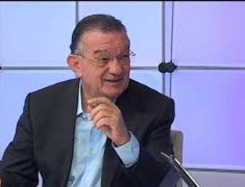 Entrevista a Josep Curto, exdiputat