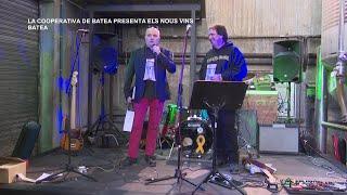 La cooperativa de Batea presenta els nous vins