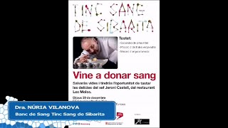 "Banc de Sang  ""Tinc sang de sibarita"""