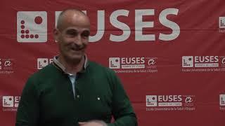 Conferència Dr. Marc Roig   EUSES Terres de L'Ebre