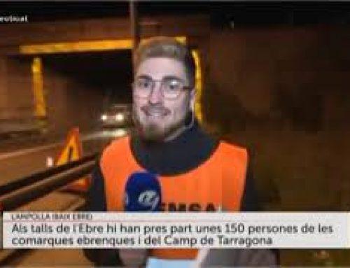 Resum del 21D a l'Ebre: 3 detinguts i 49 identificats