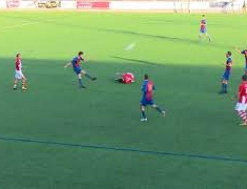 El derbi entre Tortosa i Camarles va acabar amb empat (1-1)